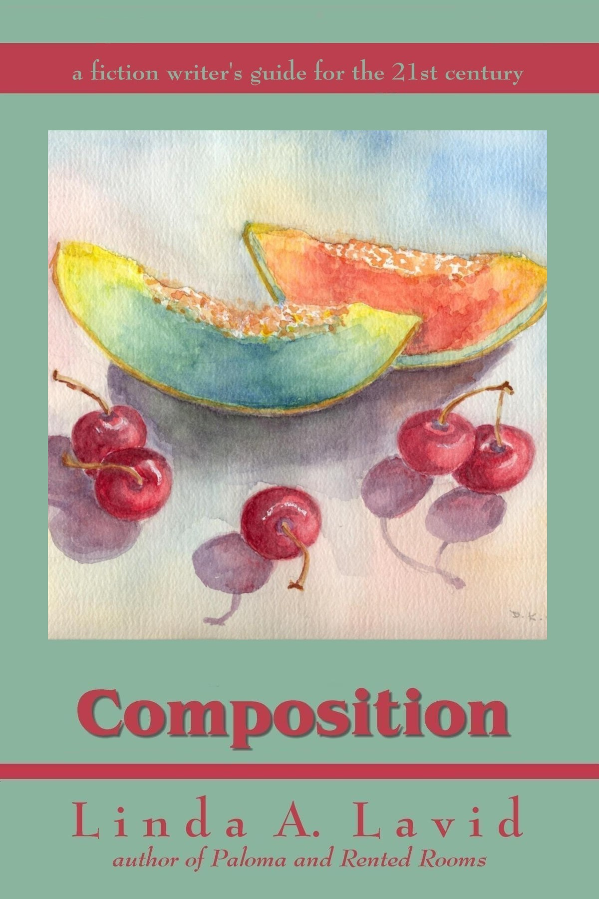 Book Cover - Composition