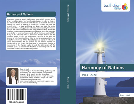 Book Cover - Harmony of Nations