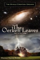 The Oerken Leaves, by Thomas Booher - cover
